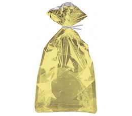 Kinkekotid, läikivad kuldsed (10 tk)