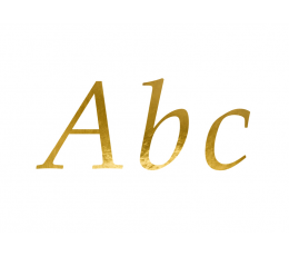 """Kleebiste komplekt """"Tähed"""", kuldsed (143 tk. / 21x29 cm)"""
