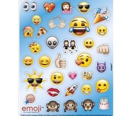 """Kleepsud """"Emoji"""""""