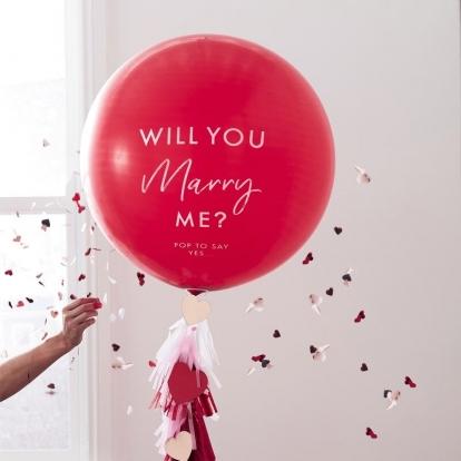"Komplekt/üllatus ""Will you marry me?"""