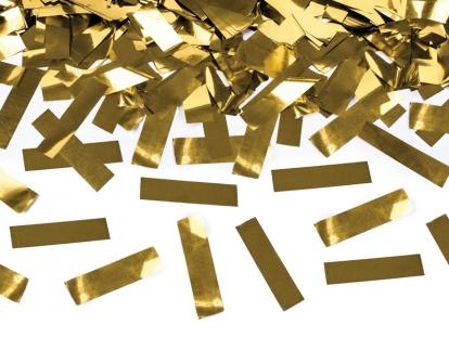 """Konfetikahur """"Kuldne"""" (40 cm)"""