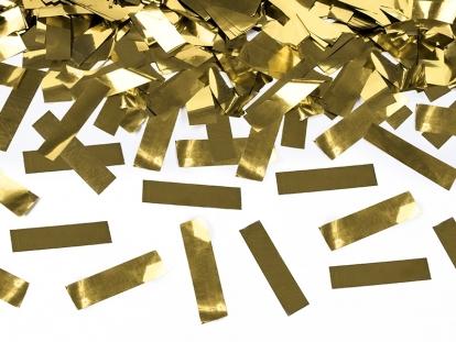 """Konfetikahur """"Kuldne"""" (60 cm)"""