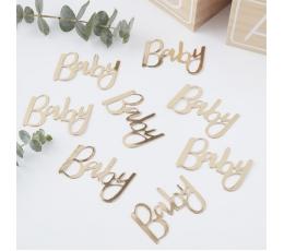"""Konfetid """"Baby"""", kuldsed (14 g)"""