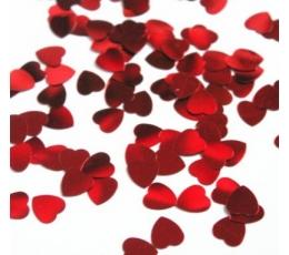 Konfetid-fooliumist südamed (20 g.)
