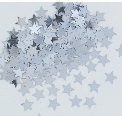 """Konfetid """"Hõbedased tähed"""""""