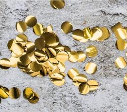 Konfetid, kuldsed fooliumist (15 g.)  1