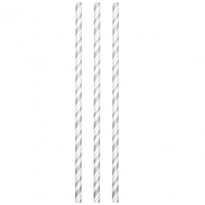 Kõrred, halli triibulised - painduvad (24 tk.)