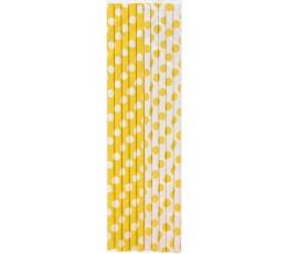 Kõrred, kollased - täpilised (10tk)