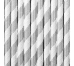Kõrred, matthallid - laia triibulised (10 tk.)