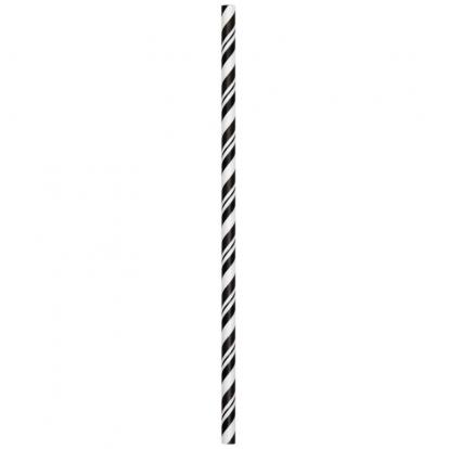 Kõrred, musta triibulised (24 tk.)