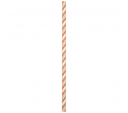 Kõrred, oranži triibulised (24 tk.)
