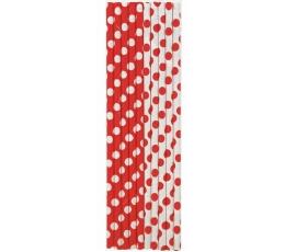 Kõrred, punase-täpilised (10 tk.)
