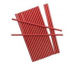 Kõrred, punased läikivad (25 tk.)