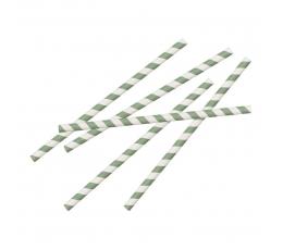 Kõrred, rohelised - triibulised (20 tk)