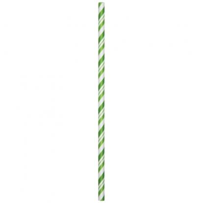 Kõrred, rohelised - triibulised (24 tk)