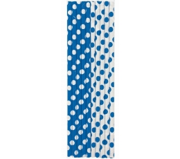 Kõrred, sinise täpilised (10tk)