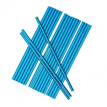 Kõrred, sinised läikivad (25 tk)
