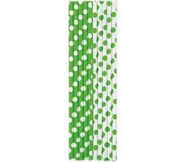 Kõrred, täpilised salatirohelised (10tk)