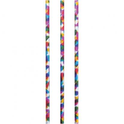 Kõrred, vikerkaare värvi (24 tk)