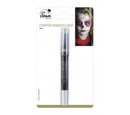 Kosmeetiline pliiats, must (3 g)