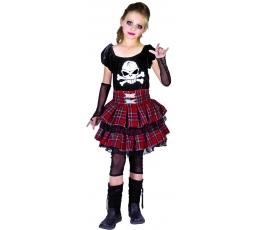 """Kostüüm """"Koljuga tüdruk"""" (M)"""