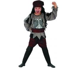 """Kostüüm """"Piraat-skelett"""" (L)"""