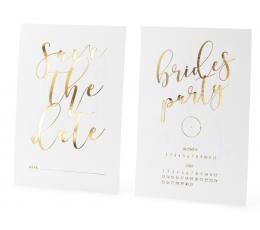"""Kutsed """"Bride's party"""" (10 tk.)"""