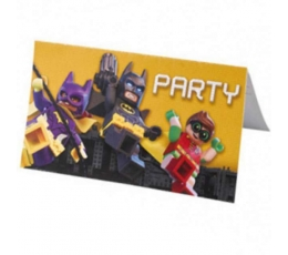 """Kutsed """"Lego Batman"""" (8 tk)"""