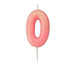 """Küünal """"0"""", roosa"""