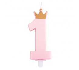 """Küünal """"1 krooniga"""", roosa"""