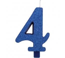 """Küünal """"4"""", sinine"""