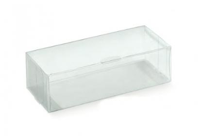 Kinkekarp, läbipaistev (1 tk / 80x60x40 mm)