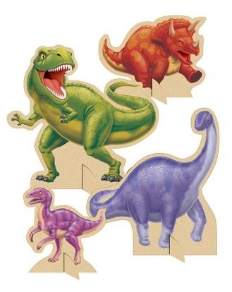 """Lauakaunistused """"Dinosaurused"""" (4 tk)"""