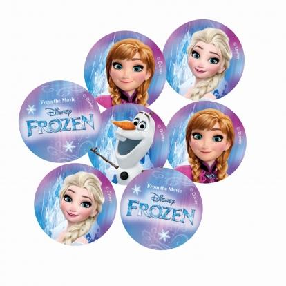 "Lauakaunistused ""Frozen"""