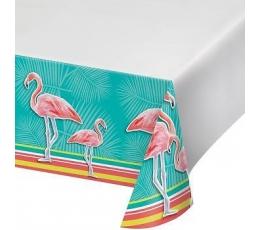 "Laudlina Flamingod ""(137x254 cm)"