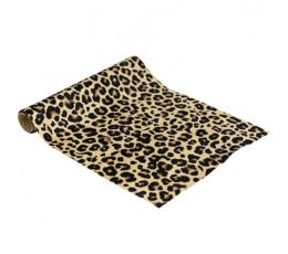Laudlina/kaunistus, gepardi mustriline (28 cm x 3 m)
