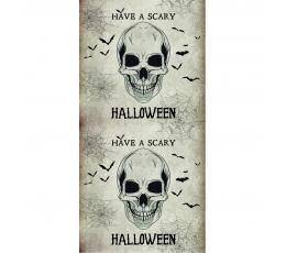 """Laudlina/kaunistus """"Koljudega Halloween"""" (30 cm X 3 m)"""