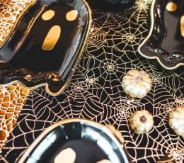 """Laudlina/kaunistus """"Kuldne ämblikuvõrk"""" (28 cm x 5 m) 1"""