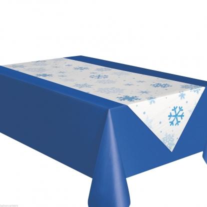 """Laudlina laua keskele """"Lumehelbed"""" (45x223 cm)"""