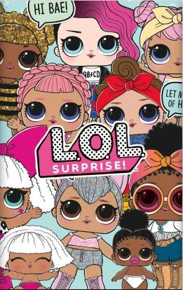 """Laudlina """"LOL surprise"""" (137x279 cm)"""