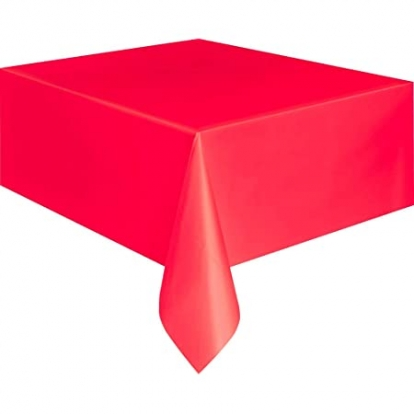 Laudlina, punane (137x274 cm)