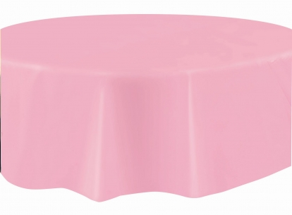 Laudlina, roosa ümmargune (2,13 m