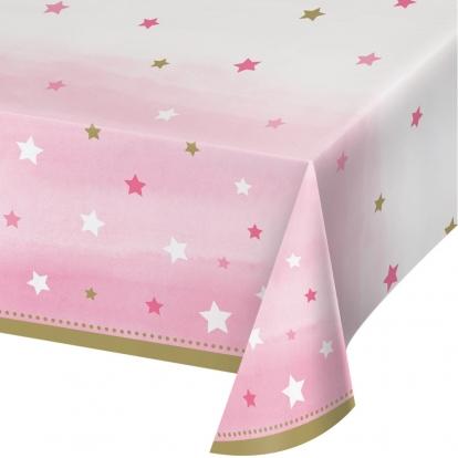 """Laudlina """"Roosad tähed"""" (137x254 cm)"""