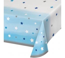 """Laudlina """"Sinised tähed"""" (137x254 cm)"""