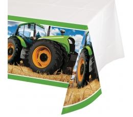 """Laudlina """"Traktorid"""" (137x259 cm)"""