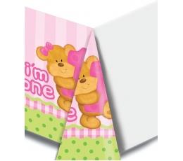 """Laudlina """"Tüdruku sünnipäev kaisukaruga"""" (137x274 cm)"""