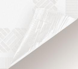Laudlina, valge - paberist (137x274 cm) 0