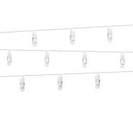 LED-lõksude vanik fotode jaoks (1,4 m / 10 lõksu)