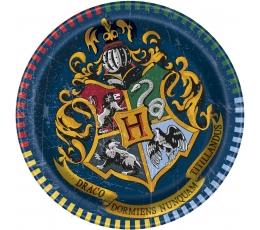 "Taldrikud ""Harry Potter"" (8 tk./17 cm)"