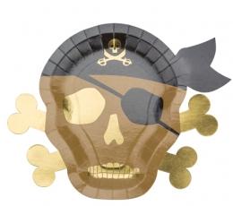 """Taldrikud """"Piraadid"""" (8 tk / 26 cm) 1"""